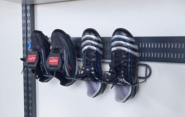 Lifetime Ventilated Over-the-Door Shoe Rack