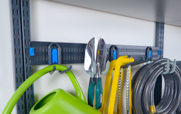 Lifetime Ventilated Over-the-Door Tool Hooks