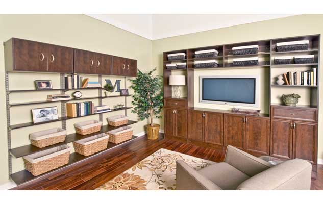 Classica freedomRail Chocolate Pear Living Room