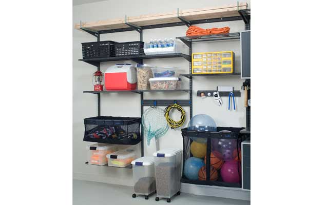 freedomRail Garage Sports Solutions
