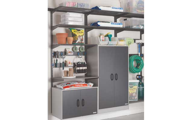 freedomRail Garage Storage Solutions
