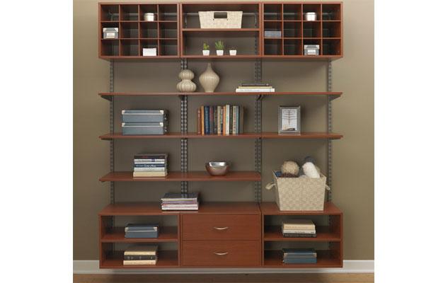 freedomrail Cherry Bookcase