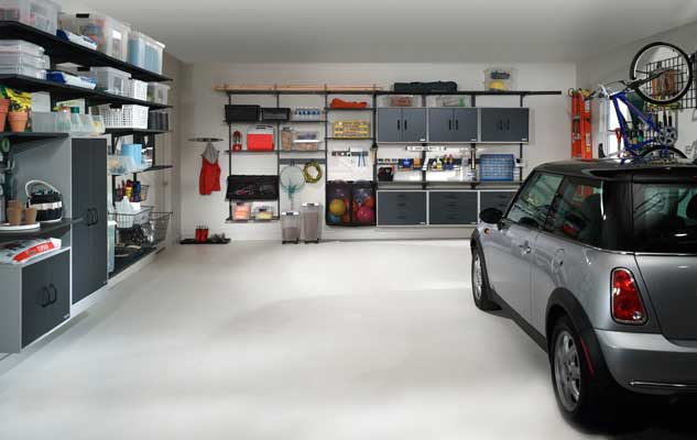 freedomRail Whole Garage