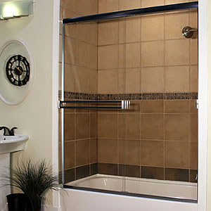 Sliding Glass Shower Enclosures