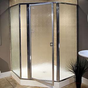 Swing Door Shower Enclosure