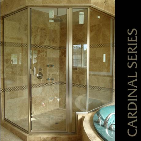 Cardinal Swing Shower Enclosures Installed