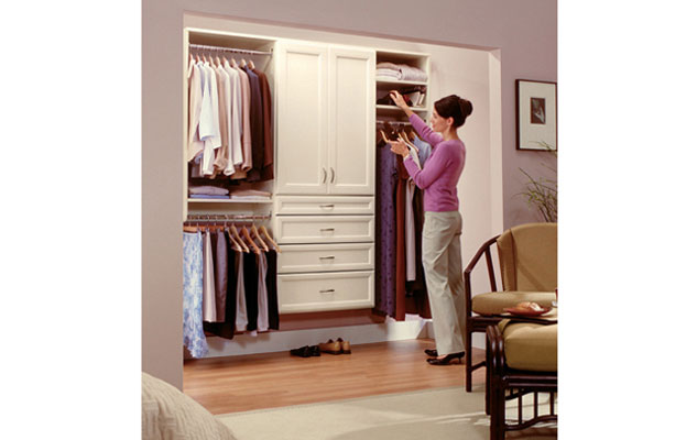 Classica Classica Bique Women's Reach-in Closet