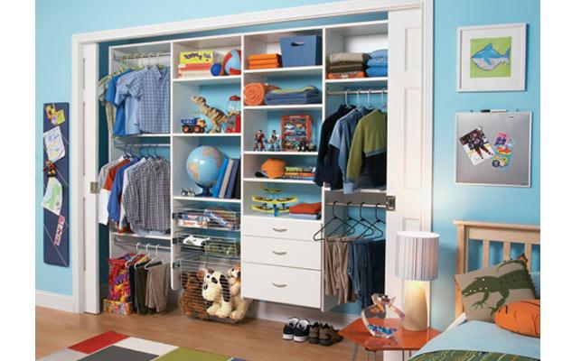 Classica White Boy's Closet